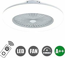 WEM Ceiling Fan with Lighting Led Light Dimmable