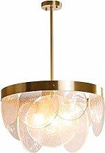 WEM Ceiling Light Chandelier Glass Crystal Pendant