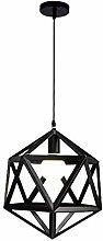 WEM Ceiling Light Iron Chandelier Retro Bar Lamp