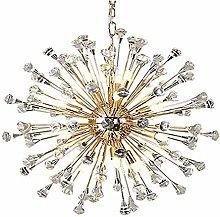 WEM Chandelier,G9 Nordic Crystal Firework