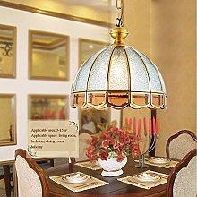 WEM Copper Round Pendant Lighting for Dining Room,