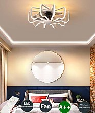 WEM Fan Ceiling Light Ultrathin Ceiling Fan Modern
