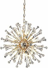 WEM G9 Nordic Crystal Firework Chandelier,Modern