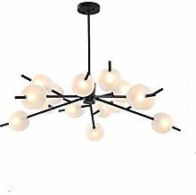 WEM Modern Sputnik 9 Light Chandelier G9