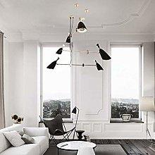 WEM Retro Chandelier Lighting,Nordic Ceiling