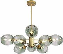 WEM Sputnik Glass Chandelier Lighting 6
