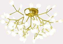 WEM Vintage Nordic Ceiling Light Sputnik Firefly