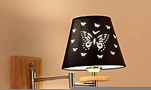 WEM Wall Decoration Wall Lights,Butterfly Modeling
