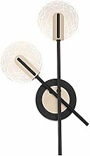 WEM Wall Lamps, 8W Led Wall Sconce Geometric