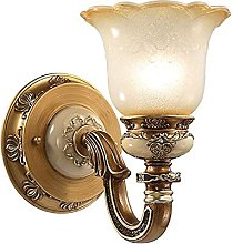 WEM Wall Lamps,European Style Wall Lamp Glass