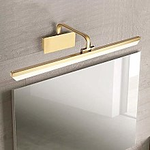 WEM Wall Lamps, Led Mirror Light, Metal Bathroom