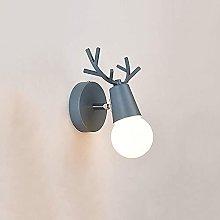 WEM Wall Lamps, Nordic Deer Wall Light, Modern