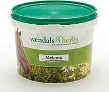 Wendals Herbs Melanix (1kg) (Green)