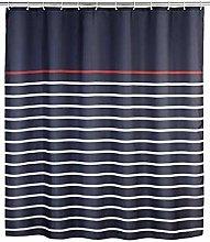 Wenko 20965100 Shower Curtain Marine,