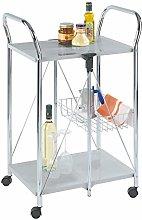 Wenko 900060100 Sunny Storage and Kitchen Trolley