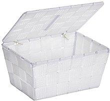 Wenko Adria 22077100Storage Basket White