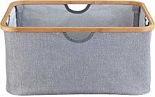 WENKO Bahari Bamboo Laundry Basket – Laundry
