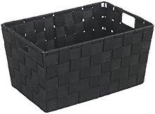 Wenko Set Basket 2Pcs. Black