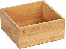 Wenko Terra Bamboo Organiser Box with 3
