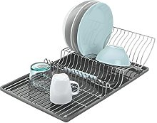 Wenko Washing Basket Wingtex with drip Tray,