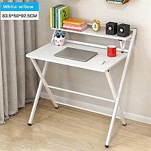 WENLI Adjustable Desks Household Folding Computer