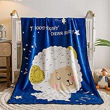 WENLIANG Children's Blankets, Cartoon