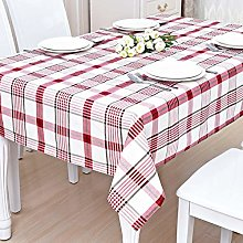 WENYAO Tablecloth/Square Mat/Office/Student
