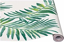 WENYOG Wall Paper Tropical Palm Peel and Stick