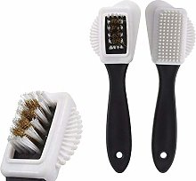 WEQQ Portable Handheld Cleaning Brush For Suede