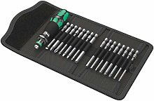 Wera 05051042001 Compact Tool Set Kraftform 60