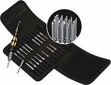 Wera 05073671001 Tool Micro Set Kraftform Kompakt