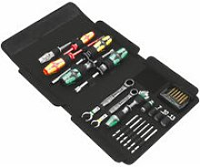 Wera 05135927001 Kraftform Kompakt SH 1 PlumbKit