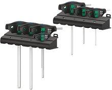 Wera 454/7 T-handle Screwdriver Set Hexagon socket