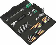 Wera Kraftform Compact F 1 Screw Tool Set for
