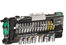 Wera WER056490 Tool Check Plus Tool Set of 39