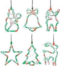 WeRChristmas Pre-Lit LED Christmas Characters