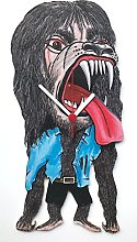 Werewolf Clock - HOR5