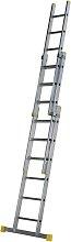 Werner 1.88m Pro Triple Extension Ladder