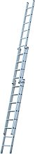 Werner 3.09m Pro Extension Triple Section Ladder
