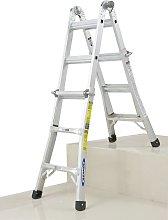 Werner 4 x 3 Telescopic Combi Ladder
