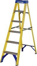 Werner 6 Tread Fibreglass Step Ladder