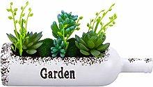 wersdf Artificial Plants Fake House Plants Fake