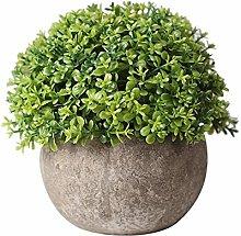 wersdf Fake House Plants Artificial Pot Plants
