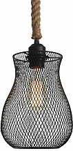 wersdf Pendant Lighting Lampshade Ceiling Vintage