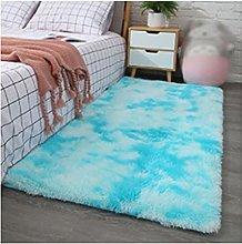 WERTYU Modern Area Rug Indoor Ultra Soft Fluffy