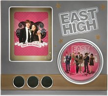 Wesco Disney High School Musical Desk Clock