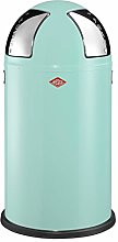 Wesco Push two 175 861 waste bin, 50 litres,