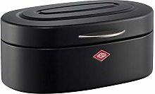 Wesco Single Elly Bread Bin matt Black