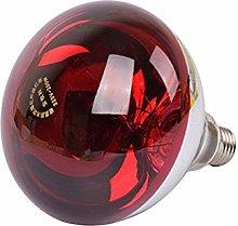 WESEEDOO Heat Lamp Tortoise Heat Lamp Bulb Infra
