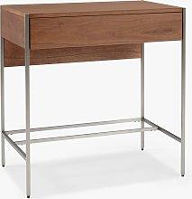 west elm Zane Mini Desk, Brown